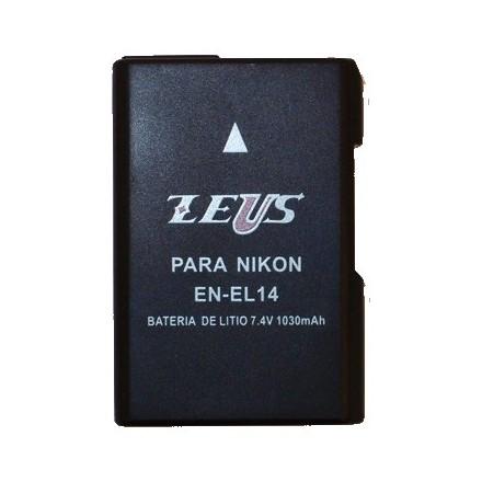 Zeus para Nikon EN-EL14