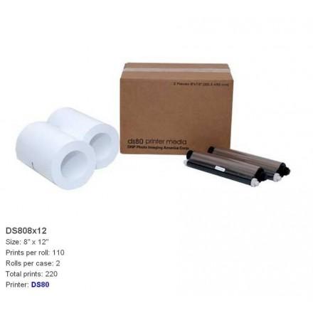 Papel de Impresora DNP DS-80