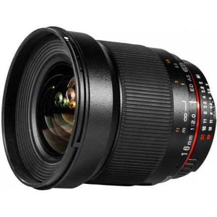 Samyang 16/2.0 Nikon AE