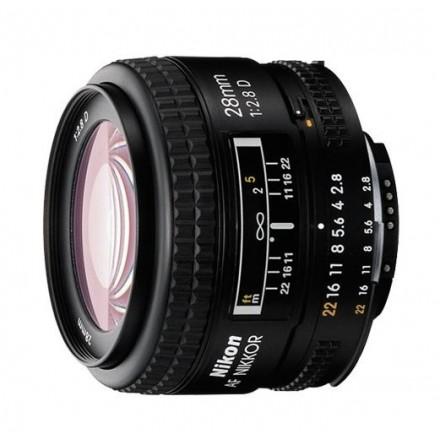 Nikon AF Nikkor 28mm F-2.8D