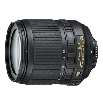 Nikon AF-S VR 18/105 G