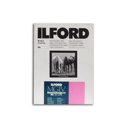 Ilford Multigrado IV RC Perla 17.8 x 24cm