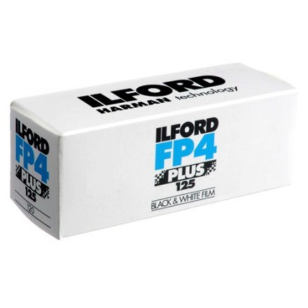 Ilford FP4 120