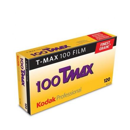 Kodak TMax 100 ASA 120