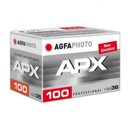 Agfa APX 100 ASA 135-36