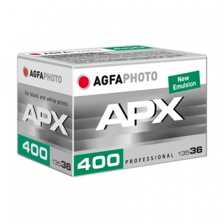 Agfa APX 400 ASA 135-36