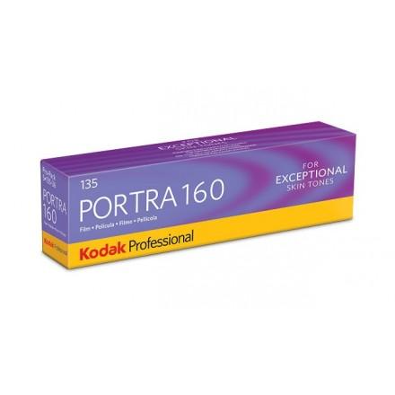 Kodak Portra 160 ASA 135-36