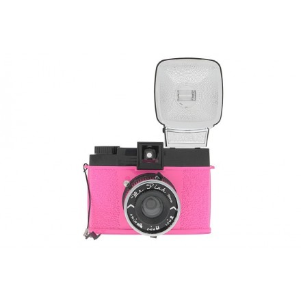 Lomography Diana F+ Mr.Pink