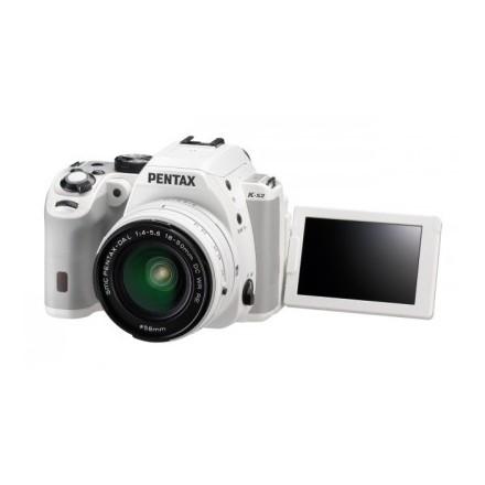 Pentax K-S2 + 18/50 WR (Blanca)