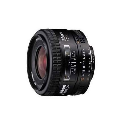 Nikon AF Nikkor 35mm F-2D