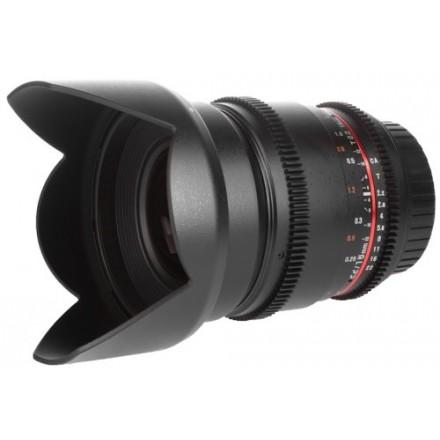 Samyang 16mm T2.2 VDSLR II