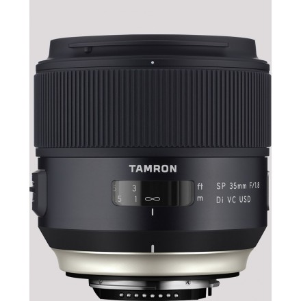 Tamron 35mm F-1.8 Di VC USD