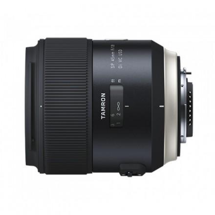 Tamron 45mm F-1.8 Di VC USD (Nikon)