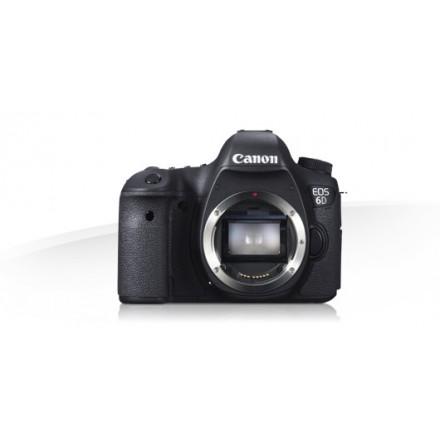 Canon EOS-6D (Cuerpo)