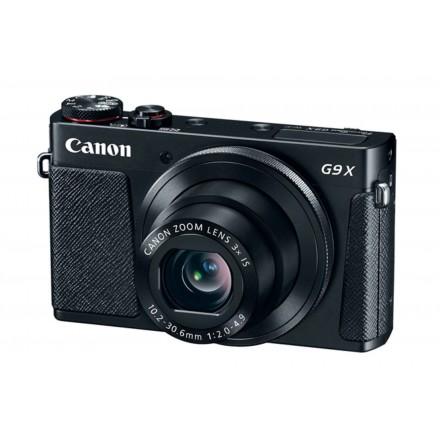 Canon PowerShot G9X  (Negra)