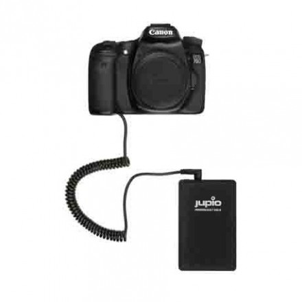 Jupio Power Bank para DSLR