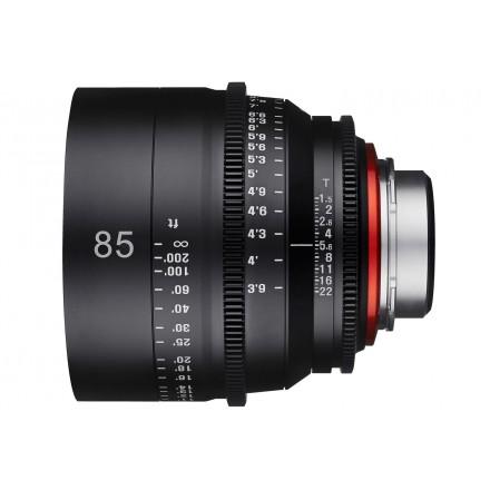 Samyang XEEN 85mm T1.5