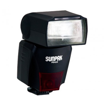 Sunpak PZ-42X (Canon, Nikon y Sony)