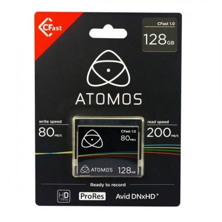 Atomos Cfast 1.0 128GB Tarjeta para Ninja Star