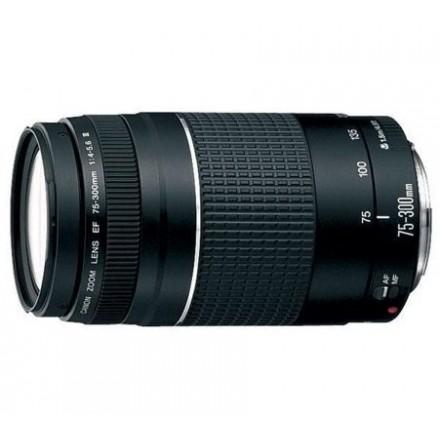 Canon EF 75/300 F.4-5.6 III