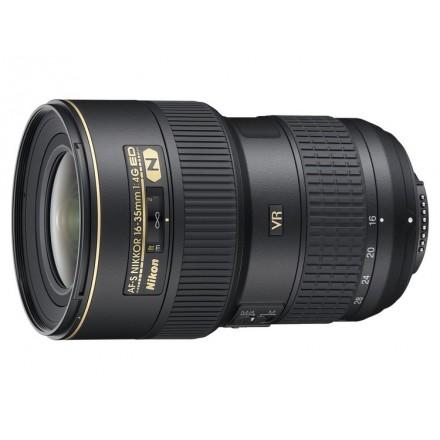 Nikon AF-S VR 16/35 F.4G ED