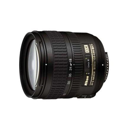 Nikon AF-S DX 18/70 F-3.5-4.5 G