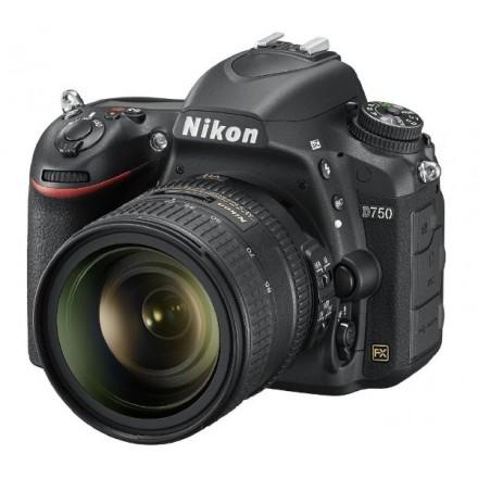 Nikon D-750 + 24/85 G