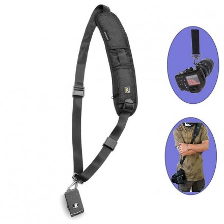 Correa Single Shoulder Camera Sling Strap