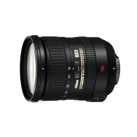 Nikon AF-S 18/200 F.3.5-5.6 G DX VRII