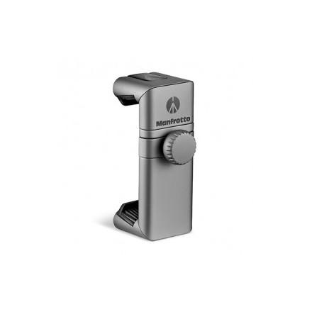 Manfrotto TwistGrip - Pinza premium para Smartphone
