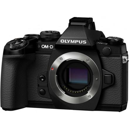 Olympus E-M1 Mark II (Cuerpo) Negra