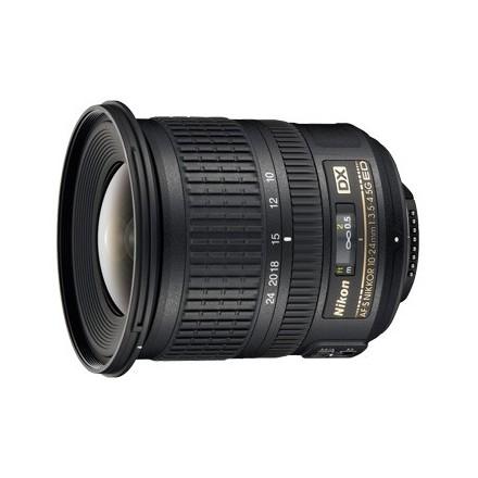 Nikon AF-S DX 10/24mm F/3.5-4.5G ED