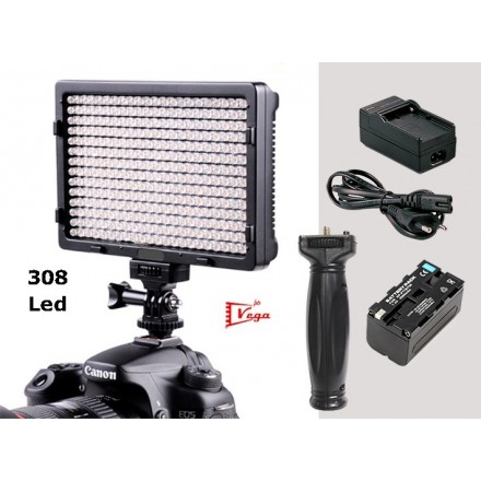 Fotima Panel LED Foto/Video FTL-308