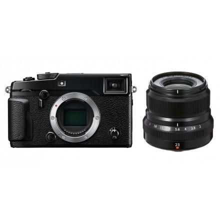 Fuji XPRO2 Graphite Edition + 23mm F-2 R WR (Bajo Pedido)