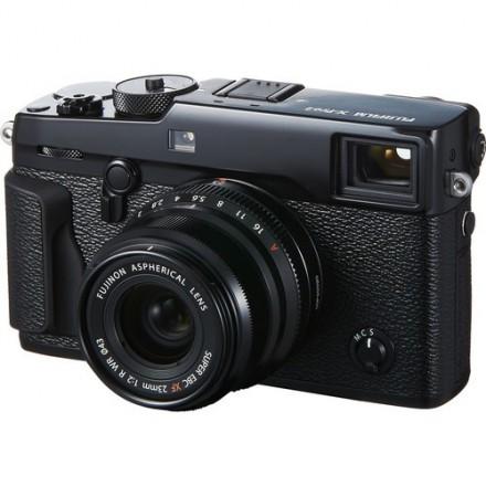 Fuji XPRO2 + XF 23mm F-2