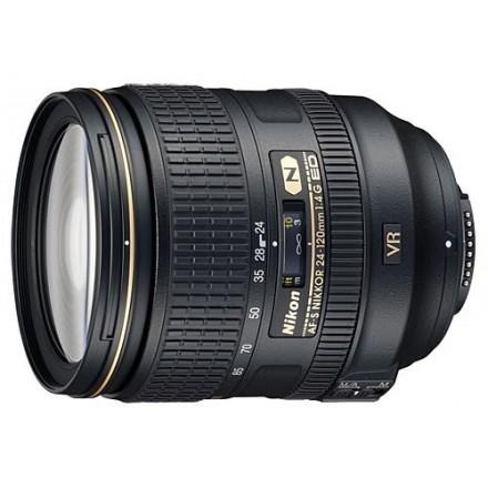 Nikon AF S 24/120 F.4 ED VR-N