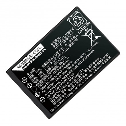 Fuji Bateria NP-T125 para GFX50S