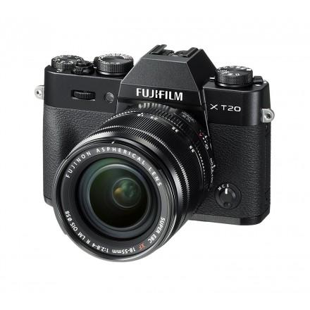 Fuji X-T20 + 18/55 F-2.8-4 R LM OIS