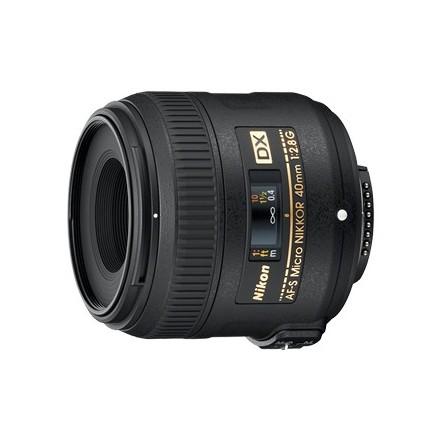 Nikon AF-S DX NIKKOR 40mm F-2.8 G