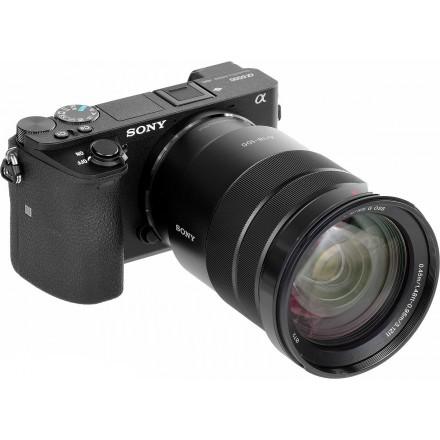 Sony ILCE-6500 + E PZ 18/105 F-4 G OSS