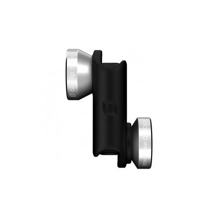 Olloclip Kit de Lentes 4-IN-1 para iPhone 6/6s y 6/6s Plus