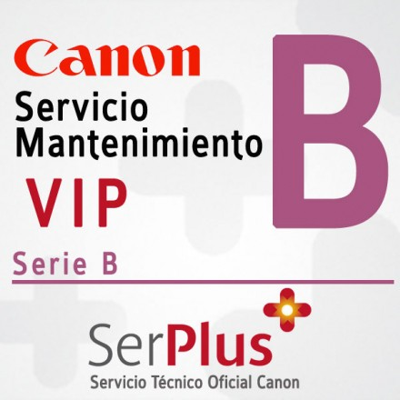 Canon Serplus Mantenimiento VIP Serie A