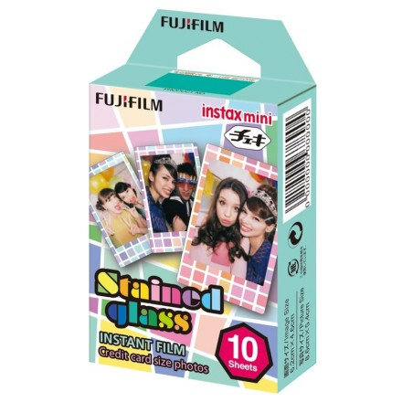 Fujifilm Instax Mini Stainel Glass