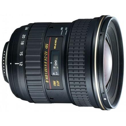 Tokina 12/24 F4 DX II (Canon)