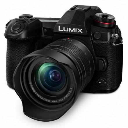 Panasonic LUMIX G9 (Cuerpo)