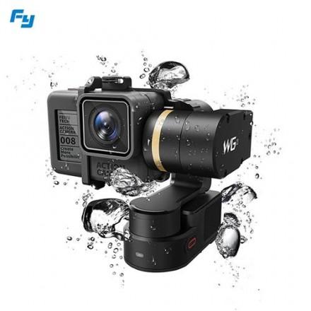 FeiyuTech FY-WG2 Gimbal Waterproof portátil de 3 Ejes para cámara de acción