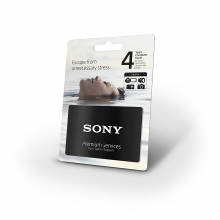 Sony Garantía 5 Años (DIBOXCC5)