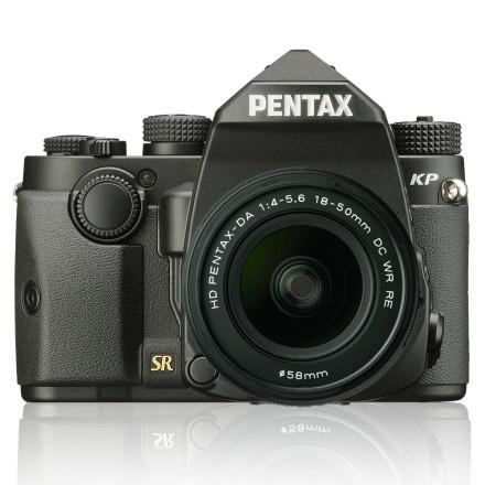 Pentax KP + 18/50