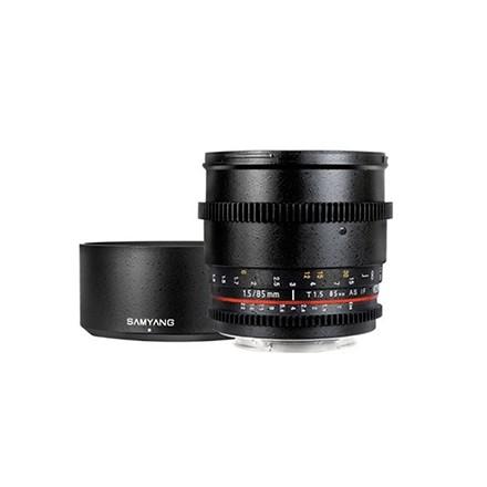 Samyang 85mm F-1.5 (Nikon)