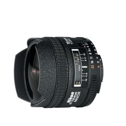 Nikon AF Fisheye-Nikkor 16mm F-2.8D